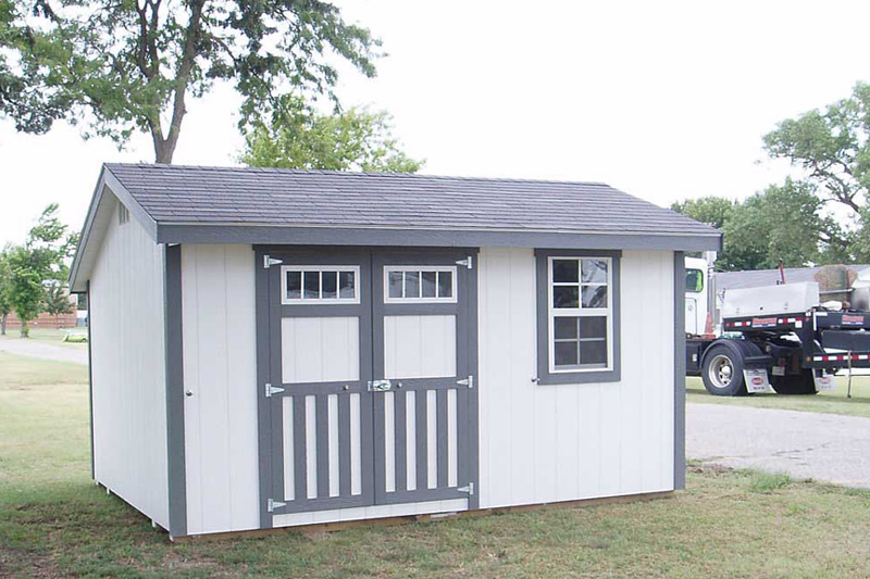 Portable Storage Sheds in KS