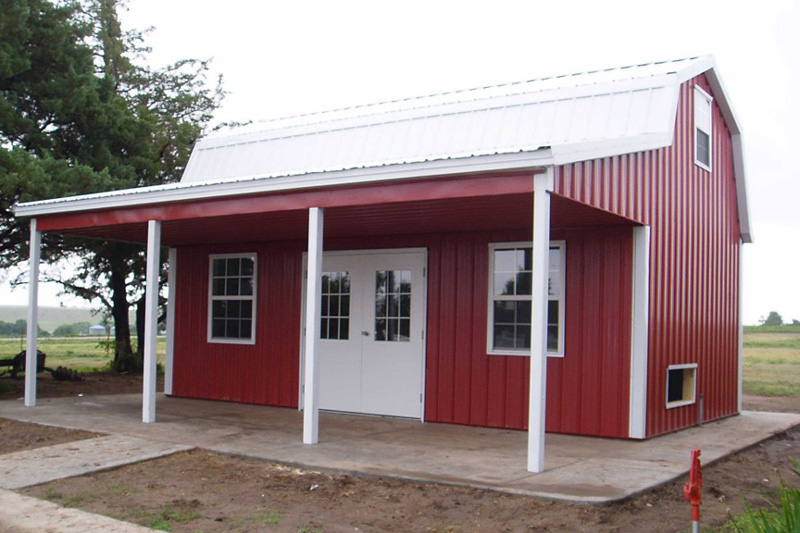 Metal Barn Shed For Sale