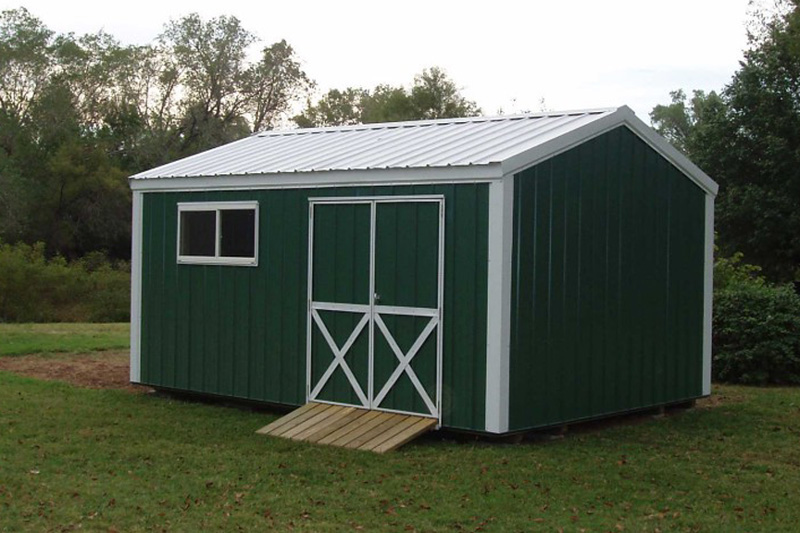 metal storage sheds in wichita kansas