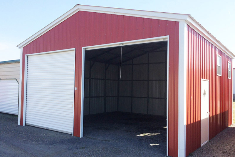 Enclosed carports for sale images our metal barns