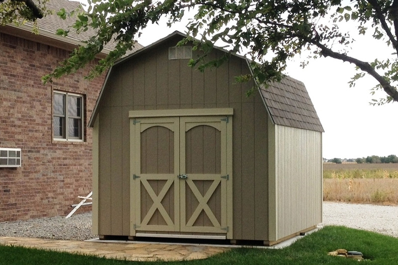 Pre-Fab storage sheds for sale in Kingman KS